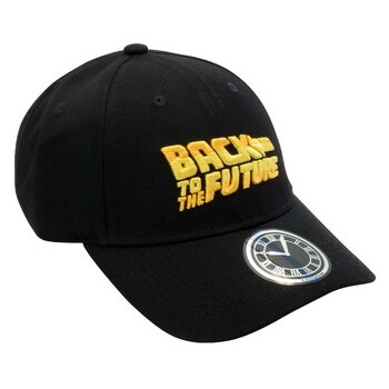 Back To The Future - Logo Cap
