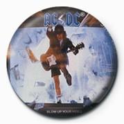 AC/DC - BLOW UP Badge