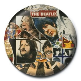 BEATLES - anthology 3 Badge