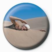 PINK FLOYD - DESERT Badge