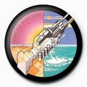 PINK FLOYD - WISH YOU WERE Badge