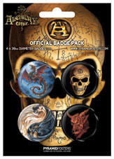 ALCHEMY Badges pakke