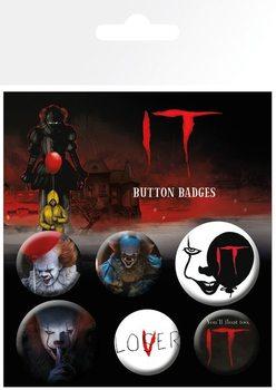 IT - mix Badges pakke