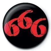 666 Badge