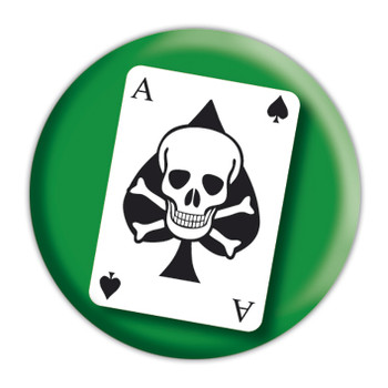 ACE OF SPADES Badge