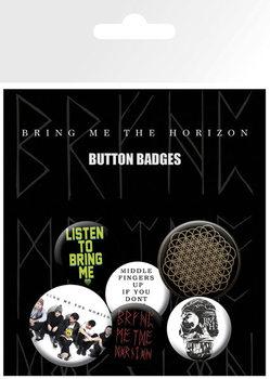 Badges BRING ME THE HORIZON