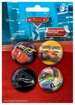 CARS - drift 1 Badges