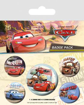 Badges  Cars - On The Road