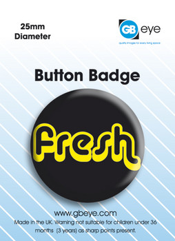 Fresh Badge