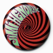 JIMI HENDRIX (SWIRL) Badge