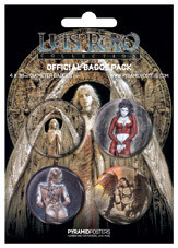 Badges LUIS ROYO