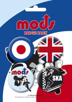 Badge MOD - 2