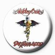 MOTLEY CRUE - FEELGOOD Badges