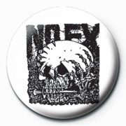NOFX - Old Skull Badge