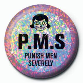 P.M.S. Badge