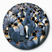 PENGUINS Badge