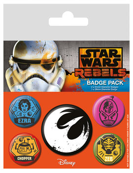 Badge Star Wars: Rebels