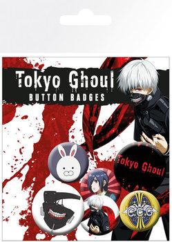Badges Tokyo Ghoul - Mix