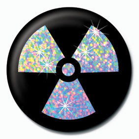 TOXIC WASTE Badges
