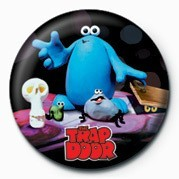 TRAP DOOR Badge