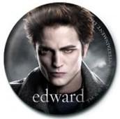 TWILIGHT - edward Badges