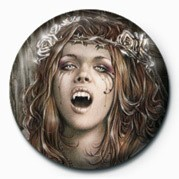 VICTORIA FRANCES - vampire Badge