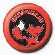 WITH IT (SHOPOHOLIC) Badge