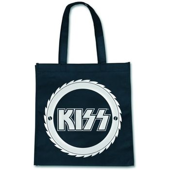 Kiss - Buzzsaw Logo Bag