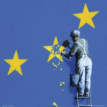 Banksy - Dover Festmény reprodukció