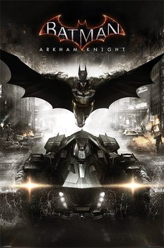 Batman Arkham Knight - Teaser - плакат (poster)