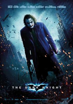 BATMAN DARK KNIGHT - joker плакат