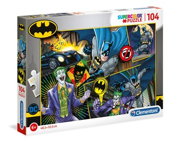 Puzzel Batman