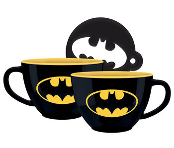Becher Batman - Symbol