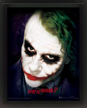 Batman: The Dark Knight - Why So Serious?