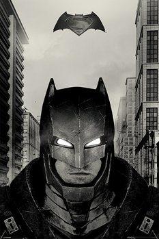 Batman v Superman: Dawn of Justice - Battle Suit плакат