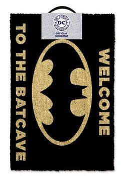 Χαλάκι πόρτας Batman - Welcome To The Batcave