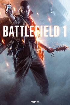 Battlefield 1 - Main - плакат (poster)