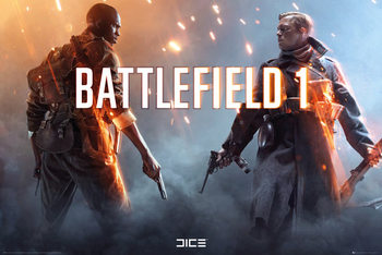 Battlefield 1 - Squad - плакат (poster)