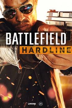 Battlefield Hardline - Cover - плакат (poster)