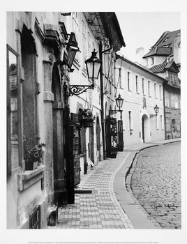 Beautiful Prague Festmény reprodukció