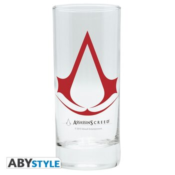 Bicchiere Assassin's Creed - Crest