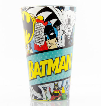 Bicchiere Batman Comics - Comic Wrap