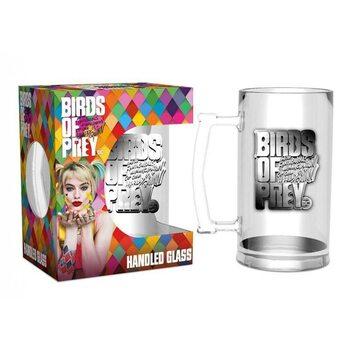Bicchiere Birds of Prey: e la fantasmagorica rinascita di Harley Quinn - Logo