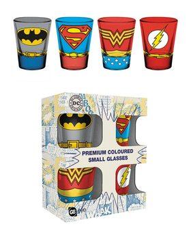 Bicchiere DC Comics - Costumes