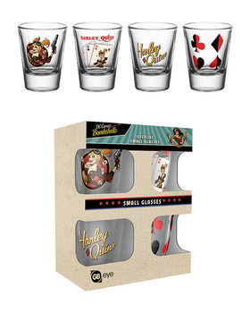 Bicchiere DC Comics - Harley Quinn Bombshell