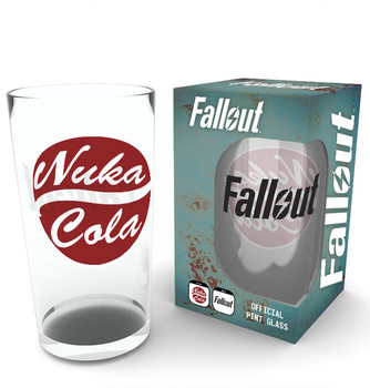 Bicchiere  Fallout - Nuka Cola