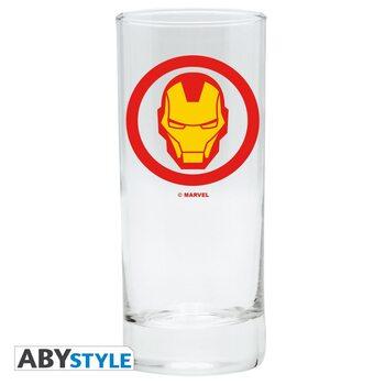 Bicchiere Iron Man