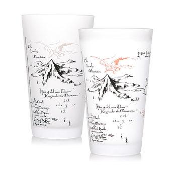 Bicchiere Lo Hobbit
