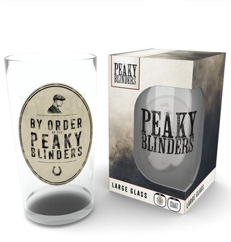 Bicchiere  Peaky Blinders - By Order Of
