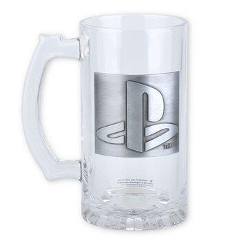 Bicchiere Playstation - Logo
